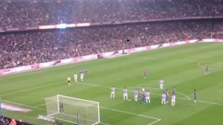 FC Barcelona gegen Real Sociedad 3:2 Part6