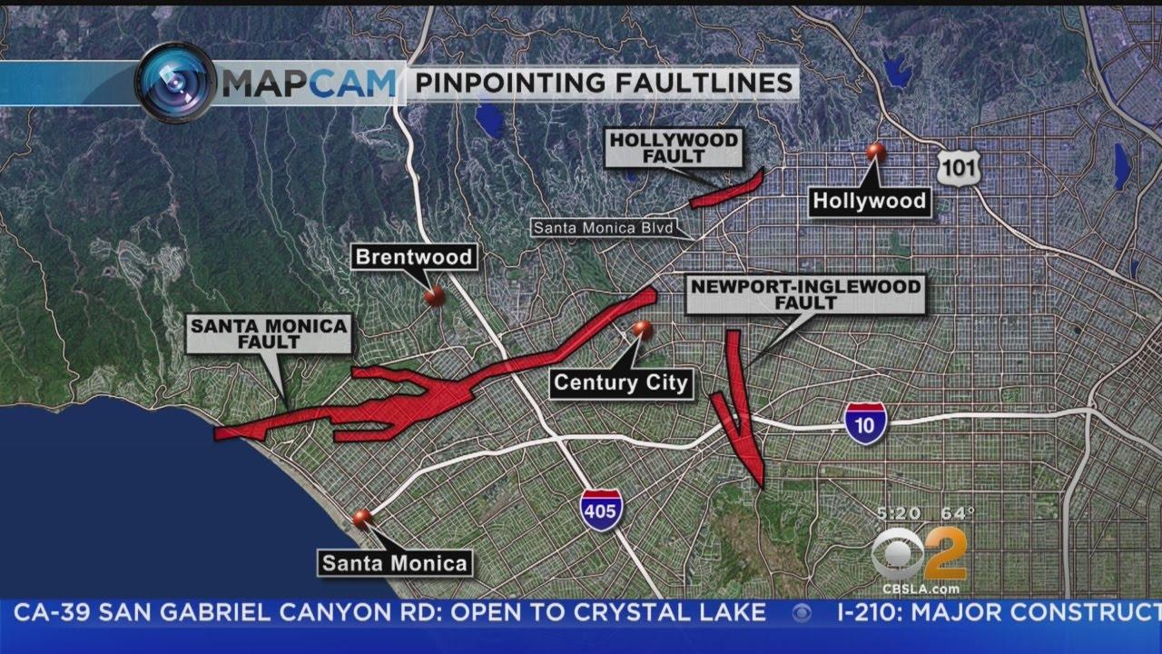 new maps detail westsides earthquake faults