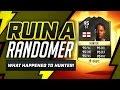 WHERE IS ALEX HUNTER? - Ruin a Randomer #02 FIFA17 Ultimate Team
