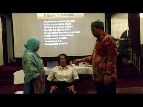 SEFT- Demo Tatacara Menerapi Orang Lain - Ust Ahmad Faiz Zainuddin, S.Psi, M.Sc.