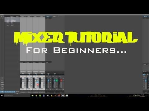 Presonus Studio One 3 Mixer Tutorial   Beginner Producer Series