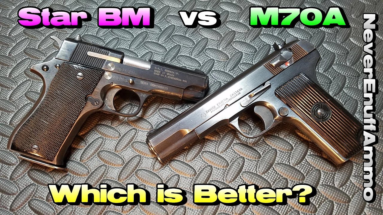hight resolution of star model bm vs zastava m70a which is better
