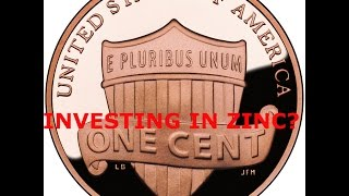 IDEAS FOR INVESTING IN ZINC  - BASE  / INDUSTRIAL METALS PART 2