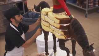 Король кондитеров: торт-родео