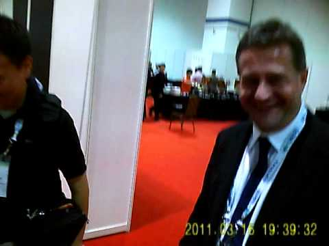 Biz People In MICE 001A : MD Of Global Security Asia Filmed With My1g Video PEAR