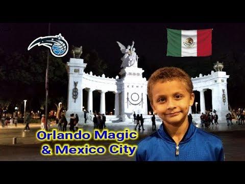 Orlando Magic Fan & Mexico City NBA Games