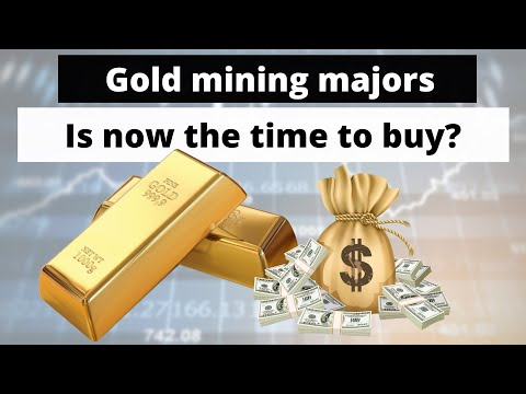 Best Gold Mining Stocks - A Look At The Golding Mining Majors