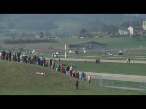Solar Impulse - Save Landing by bazonline.ch