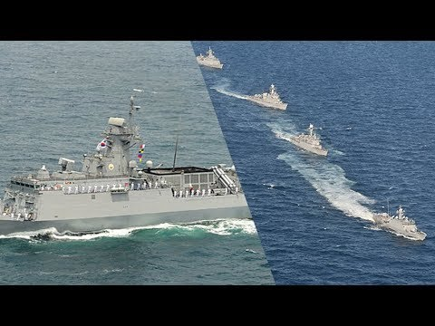 Philippine Navy 2018 Two Brand New Missile Armed Frigates Will