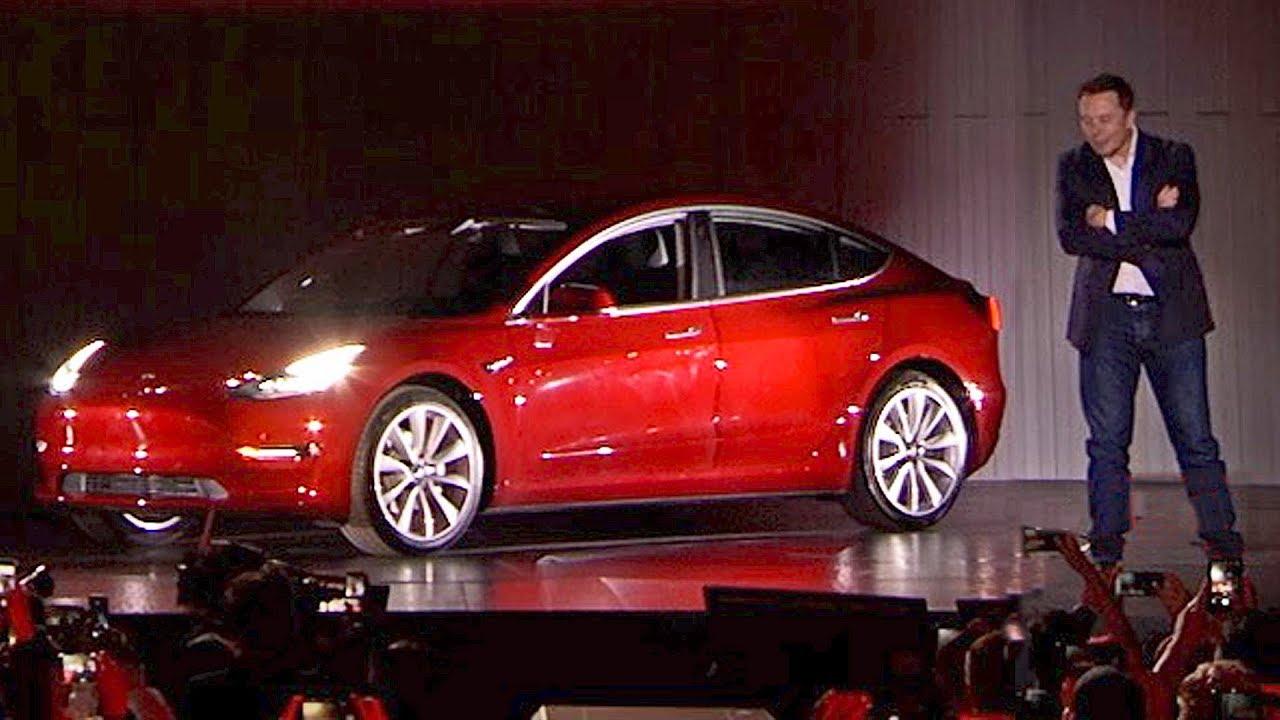 Google Wallpaper Of Cars Tesla Model 3 2017 Elon Musk S Keynote Youtube