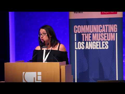 Communicating The Museum Los Angeles - Shirani Aththas, Australian National Maritime Museum