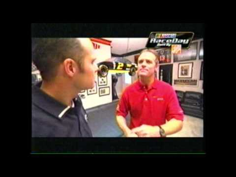 "NASCAR Raceday ""Shifting Gears"" - David Gilliland"