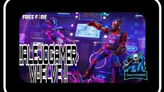 ¡¡ALEJO GAMER VOLVIENDO EN FREE FIRE!!
