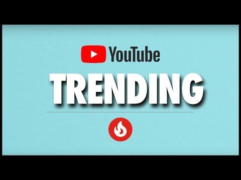 How YouTube's Trending Tab Works