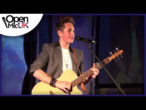 COUNTING STARS - ONE REPUBLIC Performed By ALEX K At Open Mic UK Singing Competition