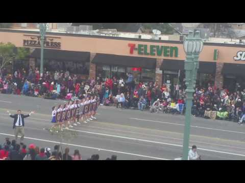 Grove City High School Marching Band - Tournament of Roses Parade - Jan 2, 2017