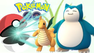 POKEMON GO | FINAL EVOLUTION CHARIZARD STRONGEST DRAGONITE GYM BATTLE!