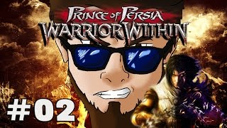 Lets Play Prince Of Persia: Warrior Within Remastered Deutsch Part 2 German Gameplay 1080p 60fps