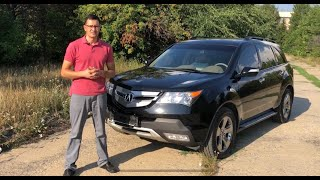 2008 Acura MDX Owner Review. Reliable Used SUV