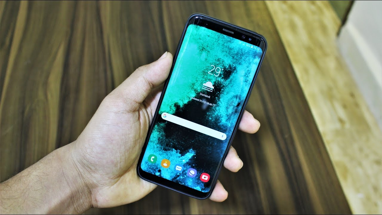 Alexis ROM 5 9 PIE EDITION Update For Galaxy S8 & S8+ [OneUI]