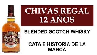 Hablemos de Chivas Regal