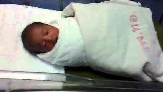 น้องเกรซอายุ ๑ วัน