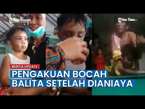 Pengakuan Anak Usia 4 Tahun Yang Dianiaya Oleh Pamannya Di Bandar Khalifah