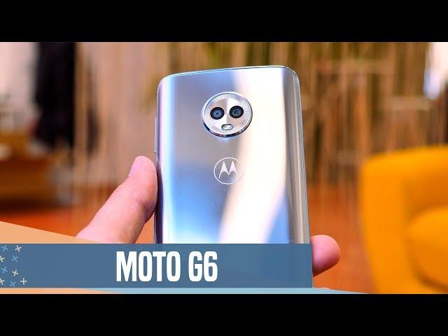 Moto G6, primeras impresiones