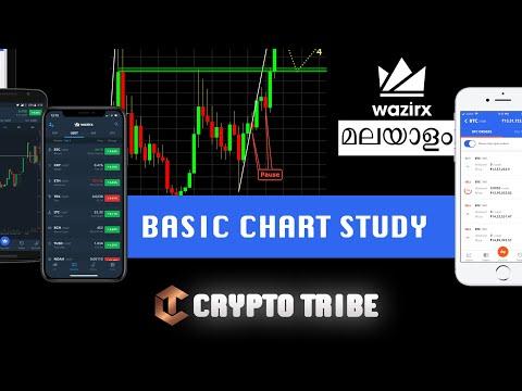 Basic Chart Study | Cryptocurrency | Malayalam | Cryptotribe