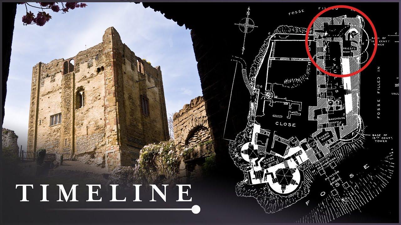 Secrets of the Castle: Inside The Castle   Episode 3 (Medieval Documentary)   Timeline