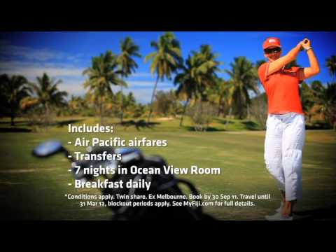 Air Pacific 60th Birthday - Fiji Holiday Packages