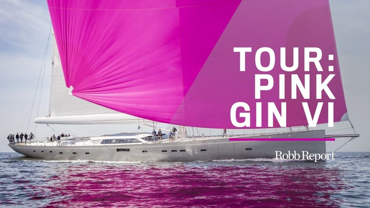 Fast And Funky Baltic Yachts Pink Gin Vi