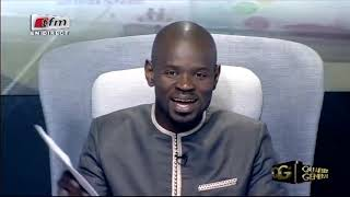 REPLAY - QUARTIER GENERAL - Invité : ALY NGOUILLE NDIAYE - 22 Mai 2019