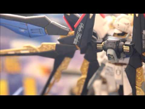 Strike freedom Full Burst Mode MG Review