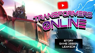 Transformers Online Certain Affinity MMO Story, Game Design + Beta Details Leaked!!!