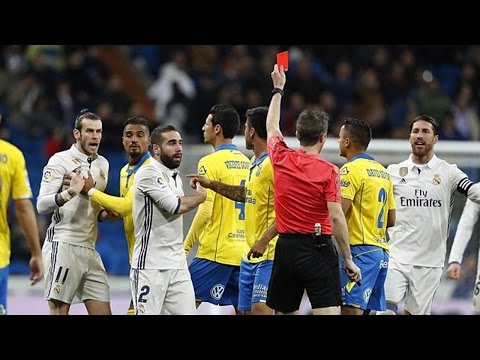 Real Madrid C.F. Fights! 2016/2017 (Part 2)