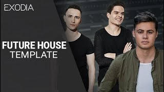 FREE Future House/Bounce FLP | Mike Williams, Lucas & Steve Style