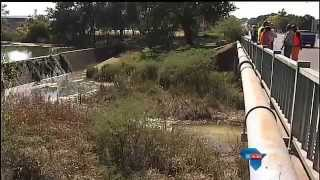 Suurramp in Modimolle: rivier besoedel / Acid disaster in Modimolle: river polluted