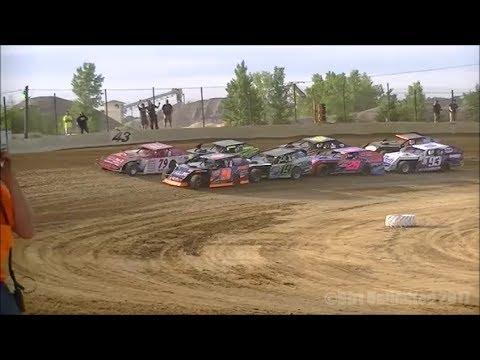 6.17.17 | B-Mods Heats & Feature | Charleston Speedway