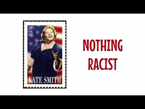 The Slander of Kate Smith (and America)