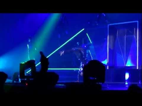 Matt Pokora - Interlude Danseurs Live zénith Lille