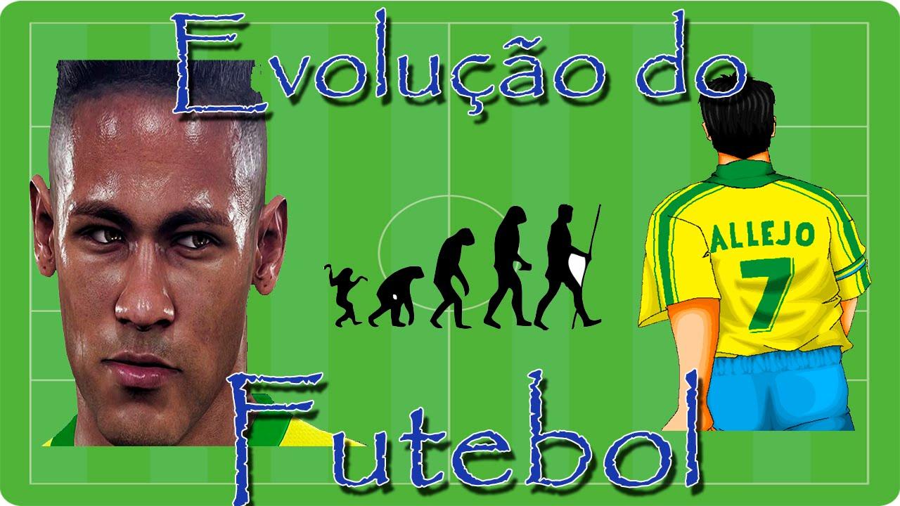 A Evolução do Futebol nos Videogames (pt.1) - YouTube 339f4f3c24451