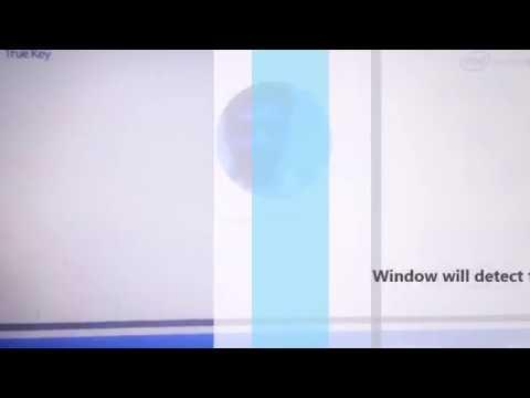 Windows 10 login using True key without password