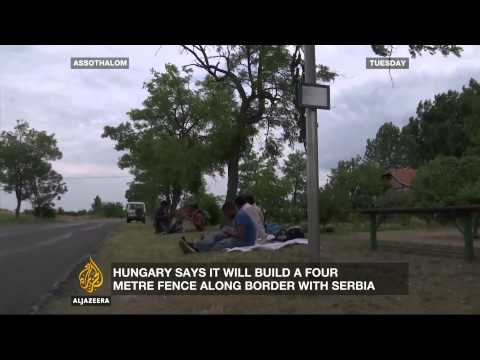 Hungary: Building fences, deterring migrants?