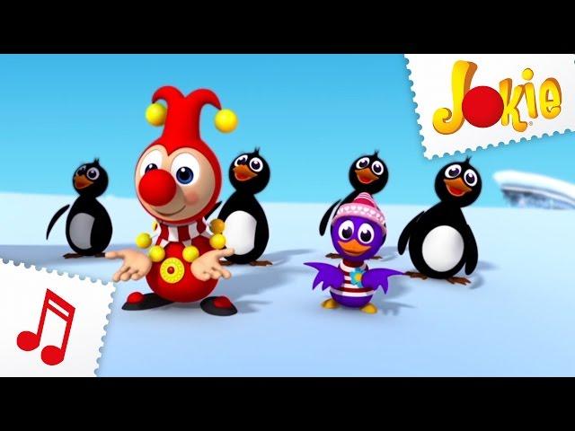 De pinguïndans - Jokie Muziekclip - Efteling