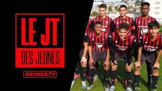 VIDEO: Le JT des Jeunes #20 : la N3 stoppée, les U17 et U19 enchaînent
