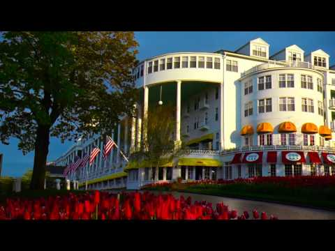 Mackinac Island Tourism Bureau - Enjoy a Change of Scenery With a Vacation to Mackinac Island