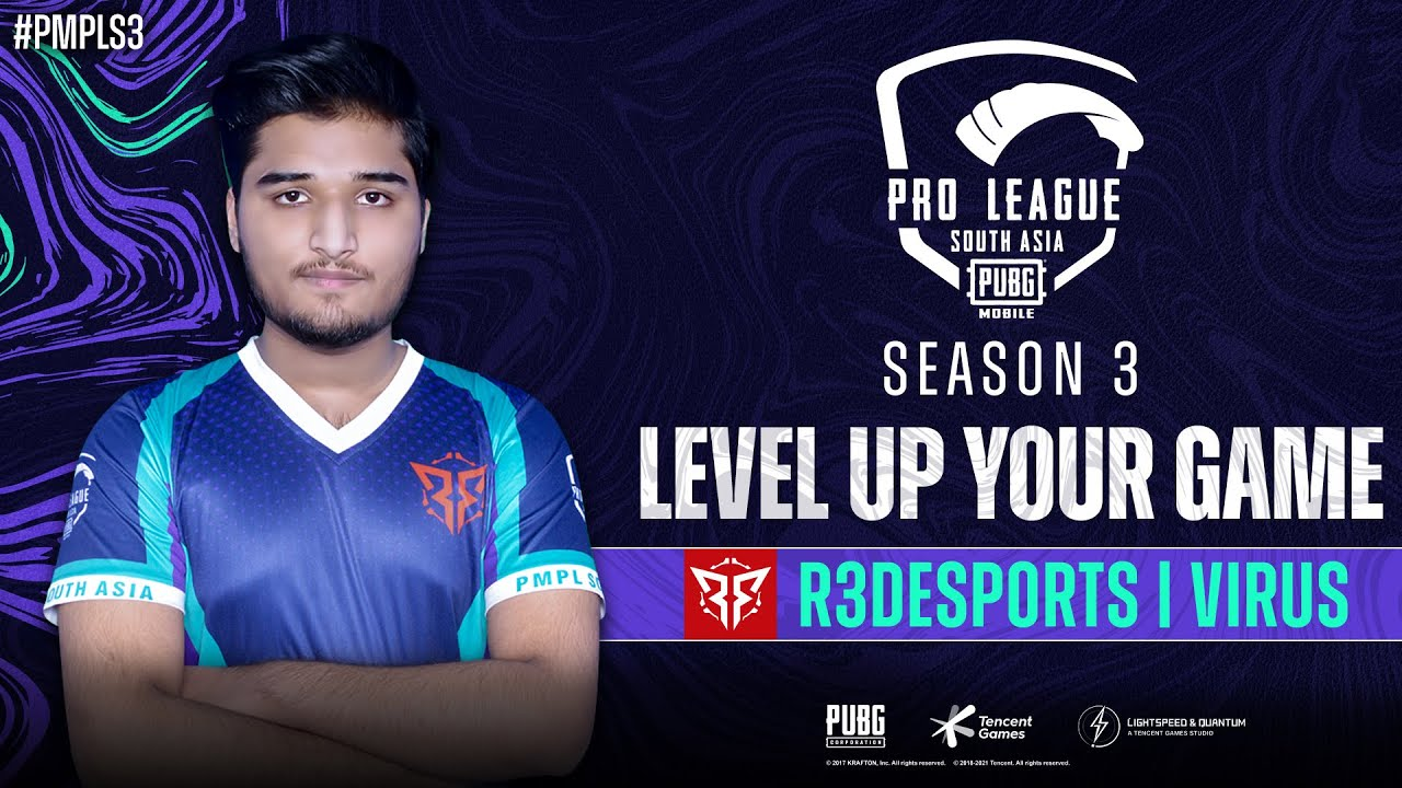 Level Up Your Game! PUBG MOBILE Pro League South Asia Season 3