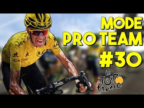 Tour de France 2017 | Mode Pro Team #30 : RESTER SUR LE PODIUM !!