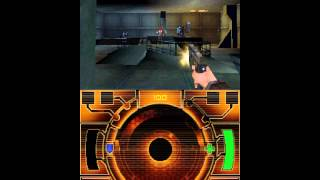 GoldenEye - Rogue Agent Gameplay DS